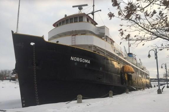 norgoma winter