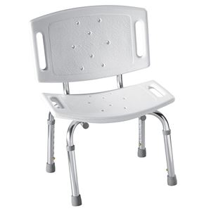 Moen adjustable tub & shower chair (14-21)