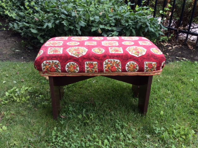 Piano bench - original condition